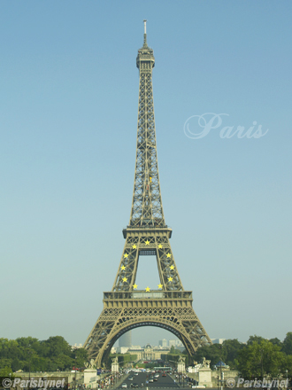 The Eiffel Tower